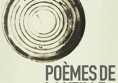 Poèmes de la veille / 2020